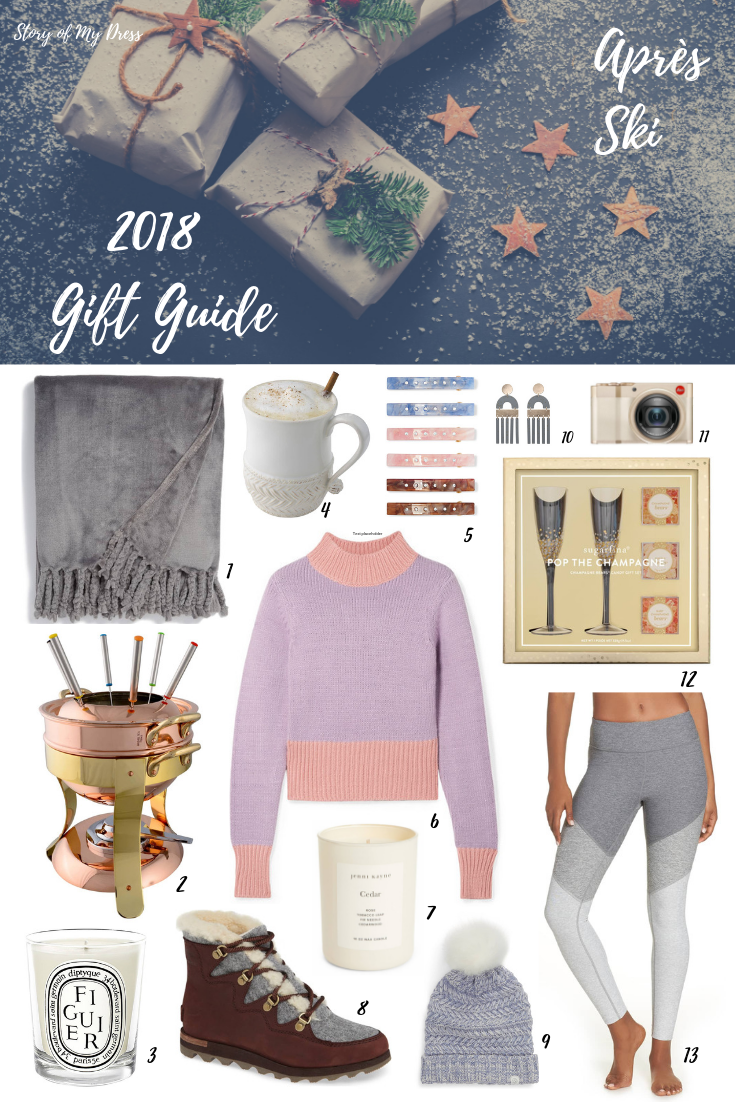 Gift Guide: Après Ski