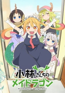 Kobayashi-san Chi no Maid Dragon Opening/Ending Mp3 [Complete]