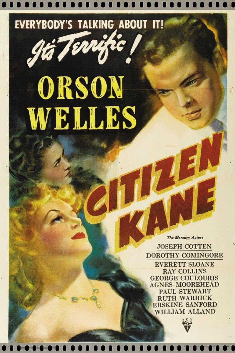 Cidadão Kane o melhor filme de todos os tempos