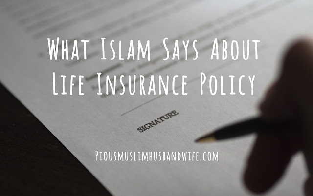 Image result for islam about insurance
