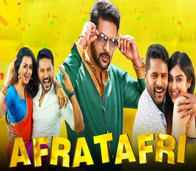 Afra Tafri (2019) Hindi Dubbed 480p HDRip x264 300MB Movie Download