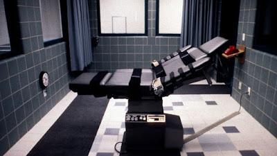 Death chamber, USP Terre Haute