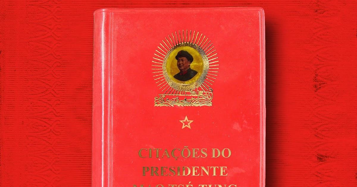 """Voyage: Divulgação   """"O Pequeno Livro Vermelho"""", Mao Tsé-tung"""