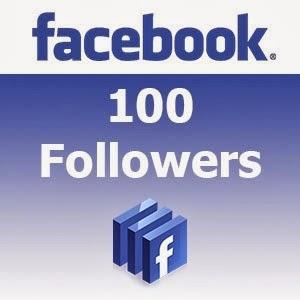 Buy 100 Facebook Followers