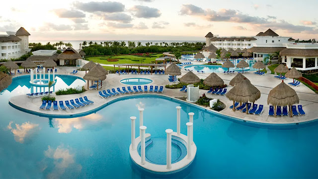 The Princess Family Club, in the Grand Riviera Princess Hotel, is the best choice of hotel for kids in Riviera Maya.