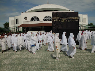 JCH Banda Aceh 514 Orang Tiga Kloter