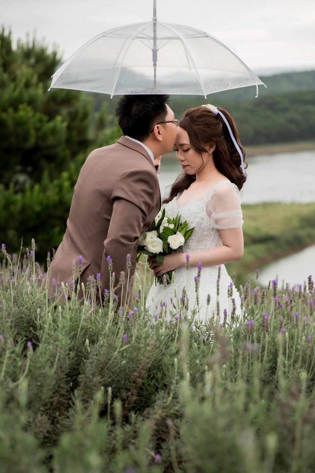 Chụp hình cưới ngoại cảnh Đà Lạt - Phan Thiết