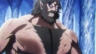 進撃の巨人 始祖の巨人『グリシャ・イェーガー』   Attack on Titan Grisha Jaeger    Founding Titan   Hello Anime !