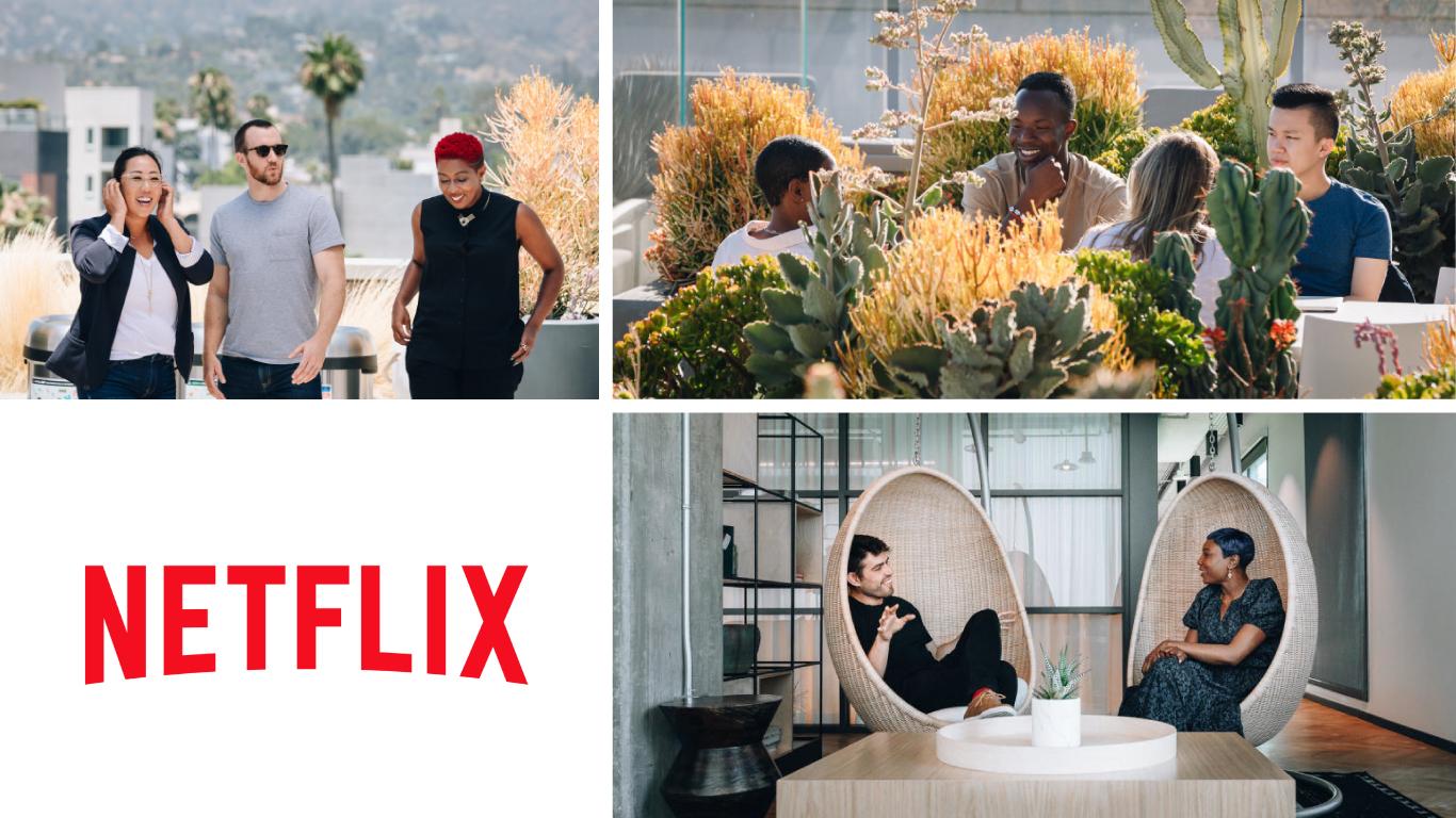 Phong cách nhân viên của Netflix.