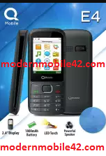 qmobile e4i flash file