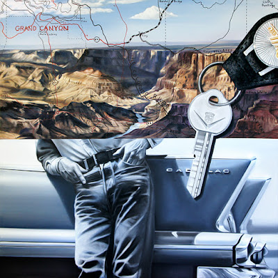 ryan jones art oil painting