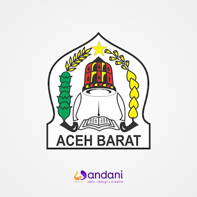 Donwload Vector Gratis, Wandani Vector, Download Logo, Logo Aceh Barat