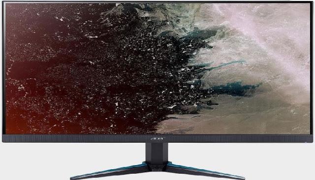 هذه الشاشة من Acer الخاصة بالالعاب بدقة 1440 بكسل وتدعم FreeSync فقط بـ 389.99 دولار
