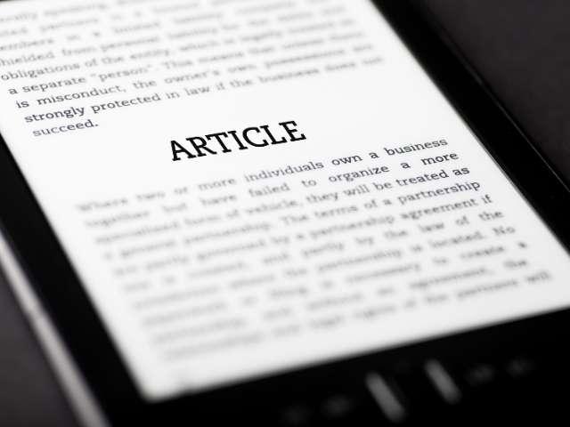 Professores do IFSP Registro-SP publicam pesquisa sobre a AMAR em Revista Cientifica de Portugal