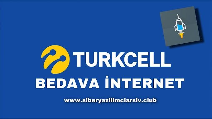 Turkcell Bedava İnternet - Http Enjektör