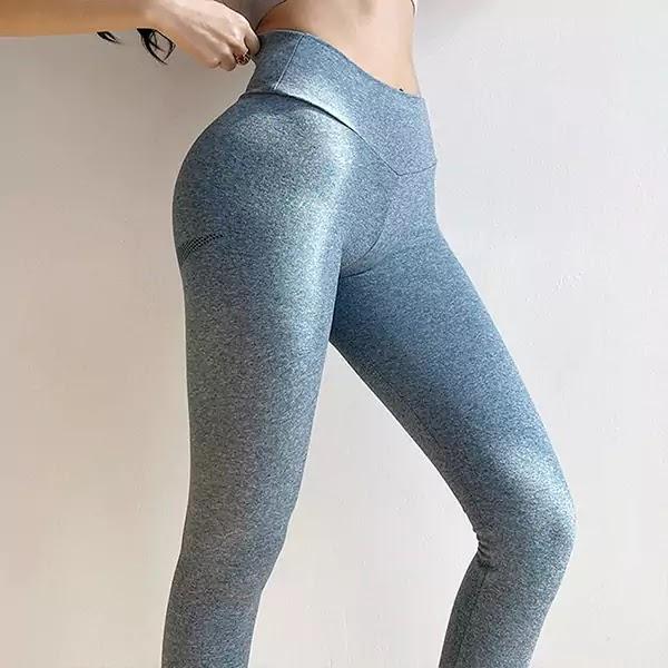 Best Yoga Ribbed Pants & Leggings