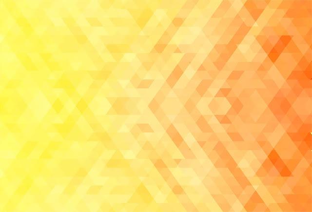 Wallpaper laranja e amarelo