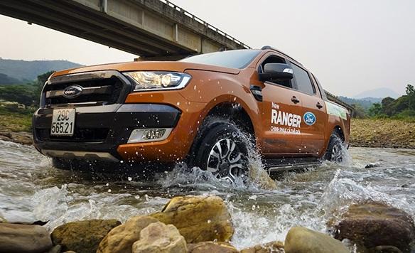Toyota Vios xếp thứ 2 sau Ford Ranger xe bán chạy nhất tháng 4