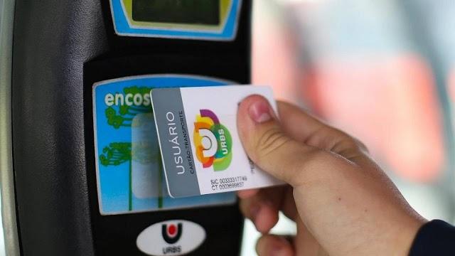 34 Linhas de ônibus só aceitarão cartão transporte em Curitiba