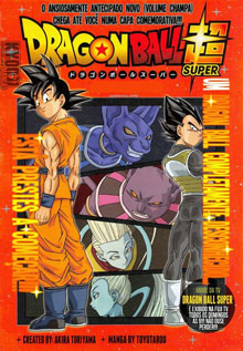 Ver Descargar Dragon Ball Super Manga Tomo 13
