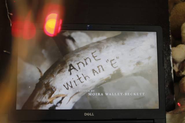 Assistindo série pela primeira vez -  ANNE WITH AN E