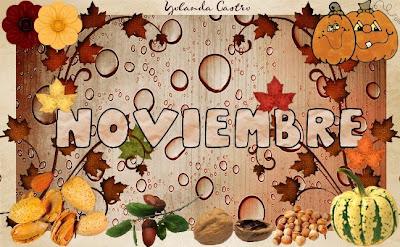 Resultado de imagen de noviembre