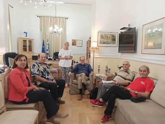 Πεόπόννησος: Θα δημιουργήσει ο Μανουσάκης ντοκιμαντέρ για 200 χρόνια από την Επανάσταση του 1821;