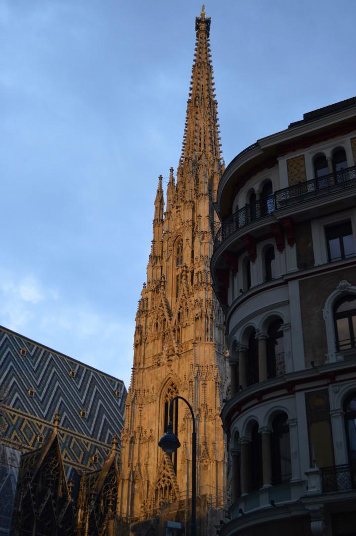 В сянката на Виена