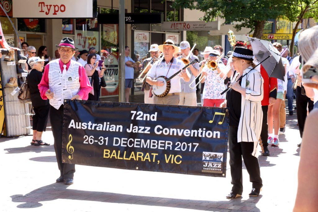 Sydney Banjo Band: 2018