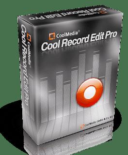 برنامج تعديل الملفات الصوتية Cool Record Edit 2019 للكمبيوتر