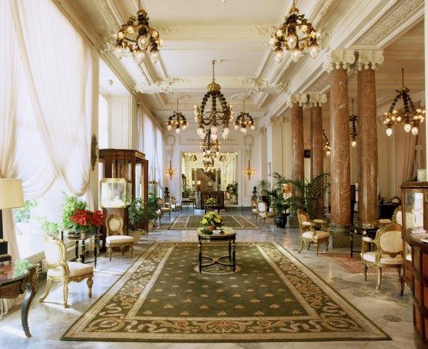 Sillon Clasico Hotel Palace