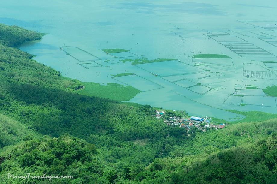 A remote village south of Talim Island