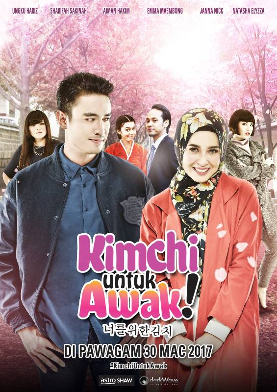 Kimchi Untuk Awak / Malezya (Film)