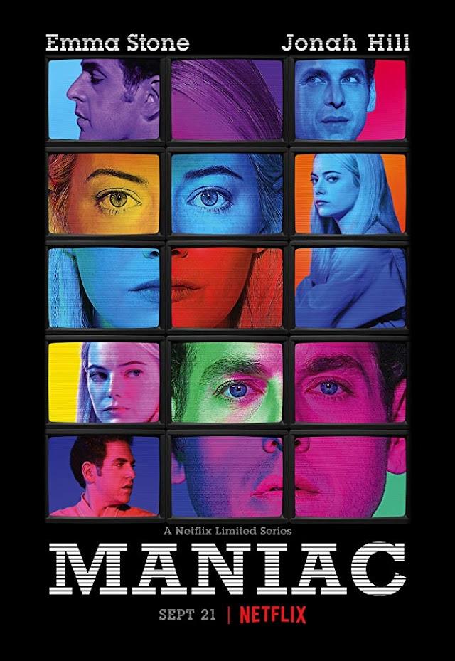 Nuevo Trailer de Maniac 2018 | Netflix