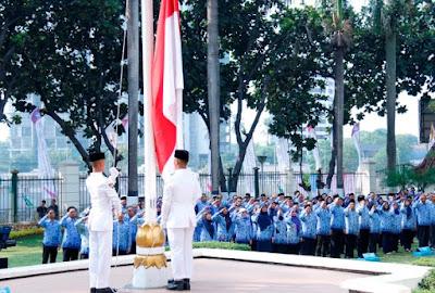 Pedoman Upacara Peringatan Hari Pahlawan ke-75 Tanggal 10 November 2020