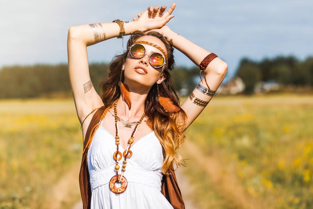 A Hippie Girl's Guide to Bohemian Fashion