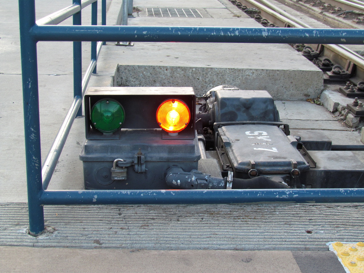 The Position Light: Switch Position Indicators