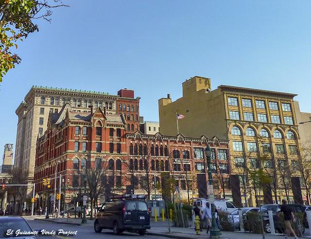 White Memorial Building - Syracuse, NY por El Guisante Verde Project