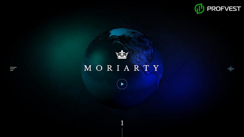 Приложение и чат Moriarty