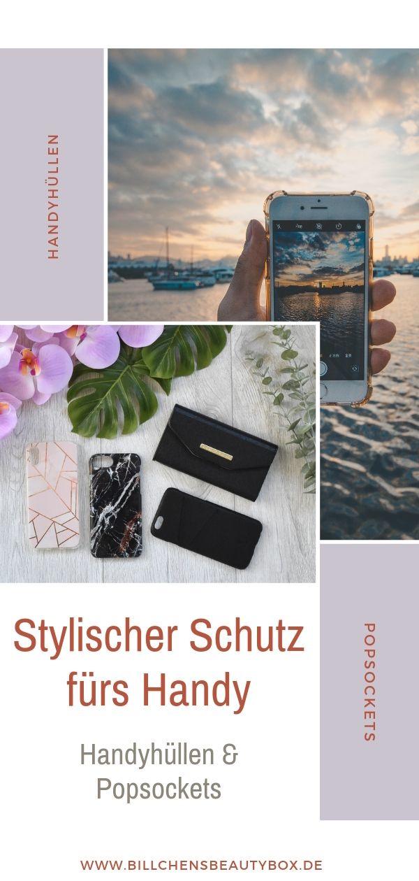 Stylischer und sicherer Schutz fürs Handy - Handyhüllen und PopSockets