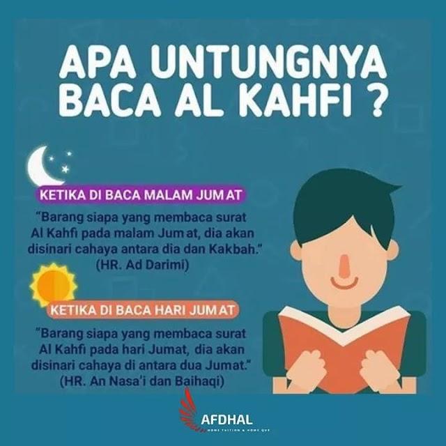 Apa Untungnya Amal Surah al-Kahfi?