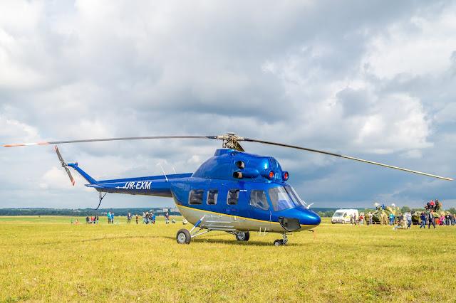 Фоторепортаж с авиашоу в Коротиче 2019 - 22