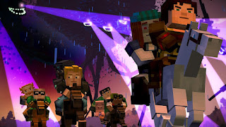 Game Petualangan Android Terpopuler Minecraft:Story Mode
