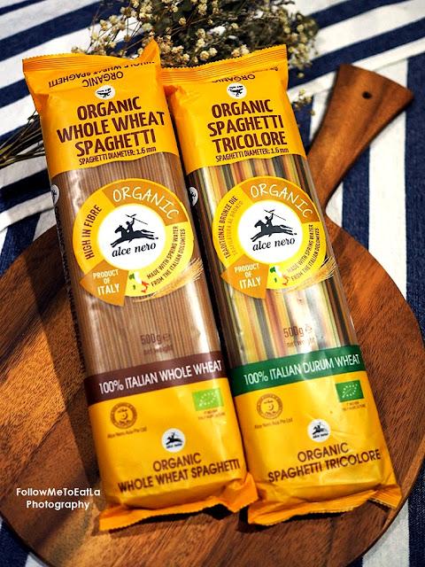 Alce Nero Organic Whole Wheat Spaghetti