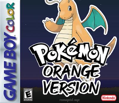 Pokemon Orange GBC ROM Hack Download