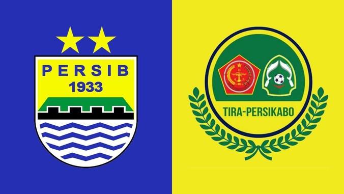 Persib Bandung vs Tira Persikabo di Stadion GBLA Tanpa Penonton