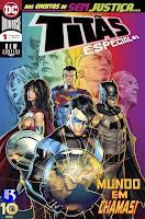 DC Renascimento: Titãs - Especial #1