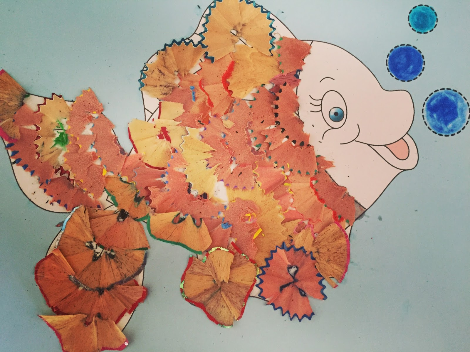 Balcanin duygu y kl sayfalari kalem p nden bali imiz for File decoration with waste material