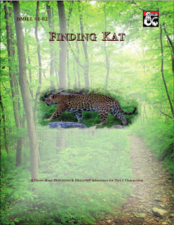 Cover of BMILL 01-02 Finding Kat