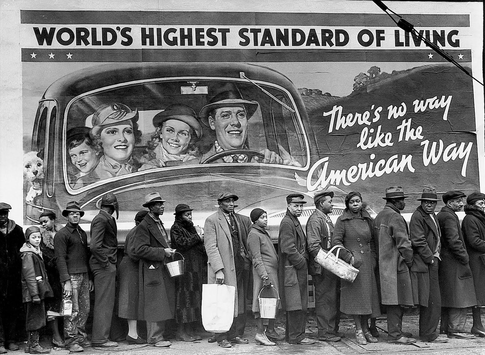 Margaret Bourke-White   Photography and the Great Depression  Margaret Bourke White Depression